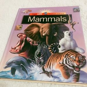 Time life - student library Mammals book